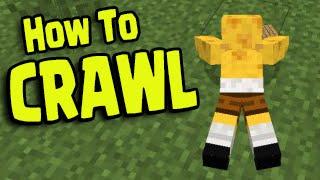 getlinkyoutube.com-Minecraft PS3, PS4, Xbox, Wii U - HOW TO CRAWL