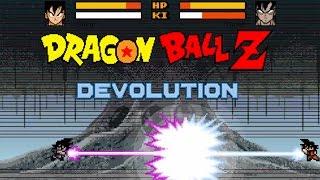 getlinkyoutube.com-Dragon Ball Z Devolution: Dead Zone, World's Strongest, and Tree of Might!