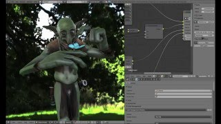 getlinkyoutube.com-DDO Painter for Blender with Matt Heimlich (Beginner level, pt. 3)