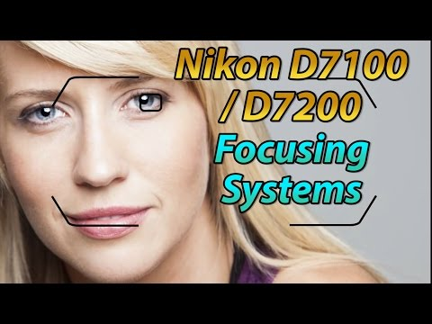 Nikon D7100 Focus Square Tutorial | How to Focus Training Video