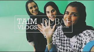 #TAIMVLOGS S02E07 |  مع مثايل في سيارتها اليديدة والله يعين