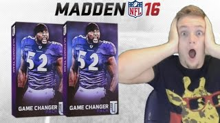 The 100,000 Coin Pack! Is it Worth It? - Madden 16 Ultimate Team GAME CHANGER PACK OPENING