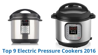 getlinkyoutube.com-9 Best Electric Pressure Cookers 2016