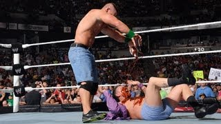 getlinkyoutube.com-John Cena vs. Michael Cole: Raw, June 4, 2012