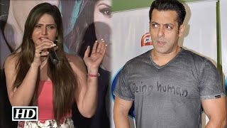 getlinkyoutube.com-Zarine Accuses Salman For Not Doing Film With Her | Hate Story 3 Trailer Launch