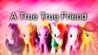 "getlinkyoutube.com-My little pony ""A True True Friends"" (Toys version)"