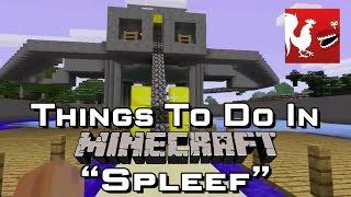 getlinkyoutube.com-Things to Do In Minecraft – Spleef