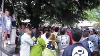 getlinkyoutube.com-2012 三社祭 宮出し喧嘩