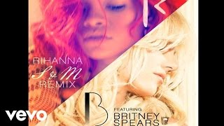 Rihanna - SM Remix (Audio) ft. Britney Spears