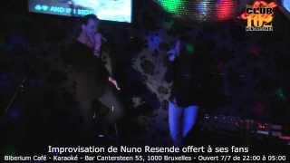 Alexandra Mamacita & Nuno Resende - I Just Cant Stop Loving You