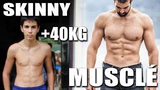 getlinkyoutube.com-Rudy Coia : 10 years of bodybuilding training drug free