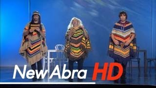 getlinkyoutube.com-Kabaret Ani Mru-Mru - Indianie - Full HD (DVD & BD)