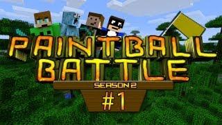 getlinkyoutube.com-Let's Battle S2 Minecraft Paintball Mod #1 [German/HD] - Es geht wieder los :)