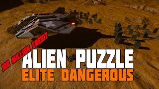 getlinkyoutube.com-Elite Dangerous - The New 100 Million Credit Puzzle at the Alien Ruins