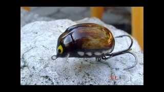 getlinkyoutube.com-Woblery wykonane przez SŁ salmon fishing pstrąg kleń jaź szczupak okoń rainbow trout char