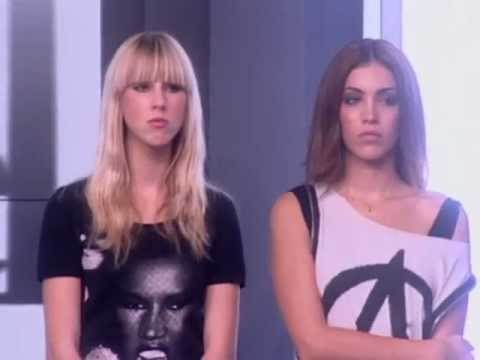 Greece's Next Top Model S1 / E11  ANT1 GR ( 11/012010 )