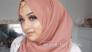 getlinkyoutube.com-EID SERIES - My Hijab Tutorial