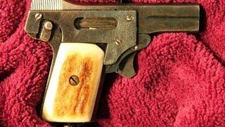 getlinkyoutube.com-Just Fieldstrip - #054 - Kolibri 2,7mm Miniature Saloon Pistol Special