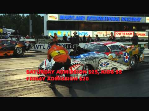 Mountain Motor Nationals - Fri. &amp; Sat., May 11-12, 2012 - Maryland Int&#39;l Raceway - www.mirdrag.com