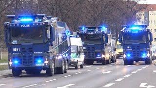 getlinkyoutube.com-Polizei Großeinsatz 1.FC Magdeburg vs FC Hansa Rostock