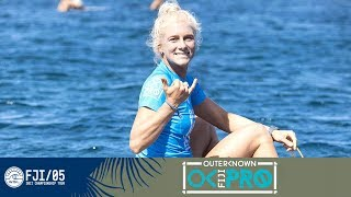 Road to the Final: Tatiana Weston-Webb Highlights at the Outerknown Fiji Women's Pro