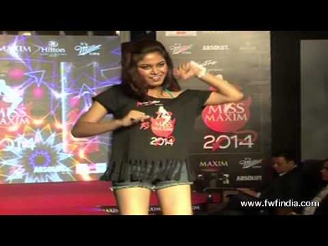 Kamasutra Model No.8 | Bikini Fashion Show | Kamasutra Miss Maxim 2014 Grand Finale