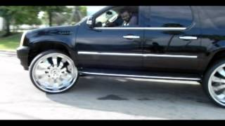 """Underground Rim King"" Escalade on 32's"