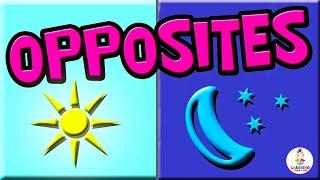 Opposites for Kids | Opposite Words | Opposite Words in English | Opposite | ESL | Antonyms for Kids