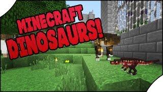 Minecraft Dinosaurs!    461    New Herrerasaurus