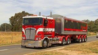 getlinkyoutube.com-Castlemaine 2014 Truck Show Departures Part 1
