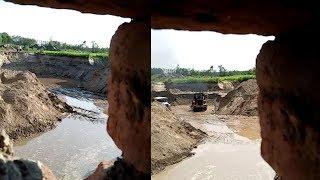 Haridwar : आखिर अवैध खनन की सूचना मिलने के ढाई घंटे बाद क्यो पहुंची प्रशासनिक टीम ?