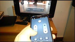 getlinkyoutube.com-حول هاتف غالاكسي  إلى remote control للتحكم في جهاز التلفاز