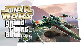 getlinkyoutube.com-GTA V Mods - Star Wars