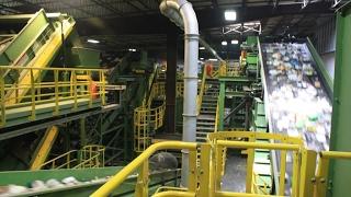 getlinkyoutube.com-Virtual Tour of Rhode Island's Materials Recycling Facility