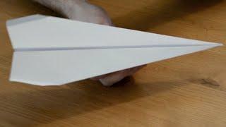 download video papierflieger falten papierflugzeug. Black Bedroom Furniture Sets. Home Design Ideas