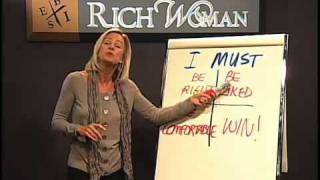 "getlinkyoutube.com-Financial Freedom Video - Rich Woman - Kim Kiyosaki describes the ""I Must Quadrant"""