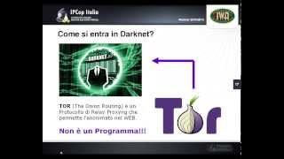 getlinkyoutube.com-Darknet - Il Lato Oscuro della Rete. Misure e Contromisure.