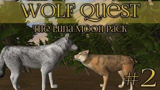 getlinkyoutube.com-Wolf Quest: Establishing Dominance! - Episode #2