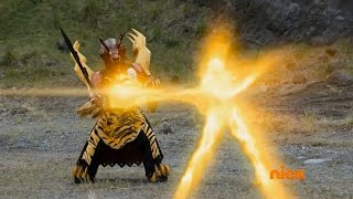 Power Rangers Dino Charge - Fury's Golden Energy (Episodes 8-11)