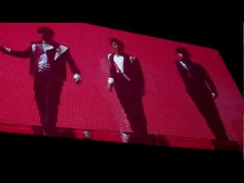 [Fancam] Superjunior SS4 Paris part1 compilation