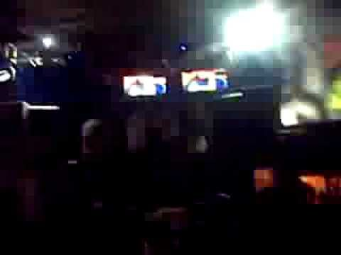 GUERRA DE MINITECAS EN EL CRUCE, HOT NIGHT VS DANGER MUSIC 14FEB2014(VJDANIELGOMEZ)