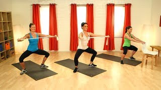 Pilates Workout, Boost Your Metabolism, Class FitSugar