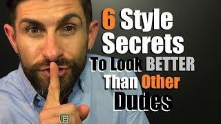 getlinkyoutube.com-6 Style Secrets To Look BETTER Than Other Dudes!