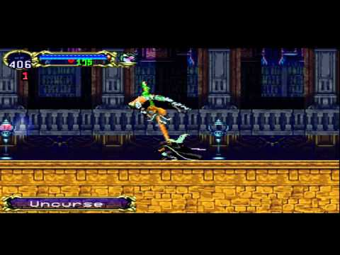 Castlevania Symphony of the Night - 40 Inverted Long Library