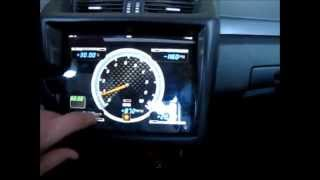 getlinkyoutube.com-IPAD - Best Car Install without modifying your dashboard