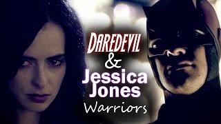 getlinkyoutube.com-  Daredevil & Jessica Jones: Warriors  