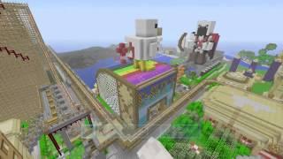 getlinkyoutube.com-Minecraft Xbox   Lion Cub Park   Dropper   Part 6