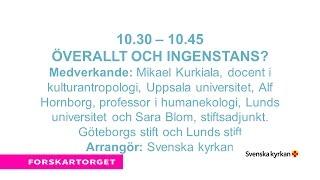 Forskartorget2016 - Överallt och ingenstans