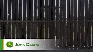 Did you see that? Is it a new John Deere?