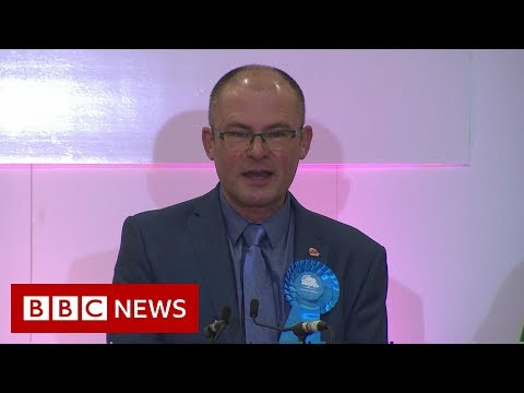 BBC News:Election results 2019: Conservatives take Blyth Valley - BBC News